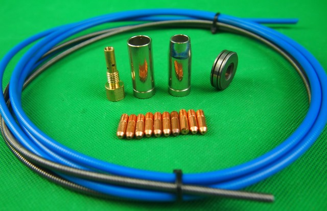 Sip coil mig liners sip mig torch replacement spares sip for Sip kit