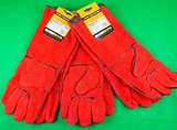 3 Pair LEFTIES Red Large