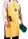 APRON GOLDEN CHIEF Leather 900mm x 600mm