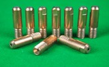 50Pcs 1.8mm Gasless Flux Core K126/264 Mig Tip