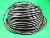 1.0mtr Argon/Oxygen Black single ($/Metre) 400171