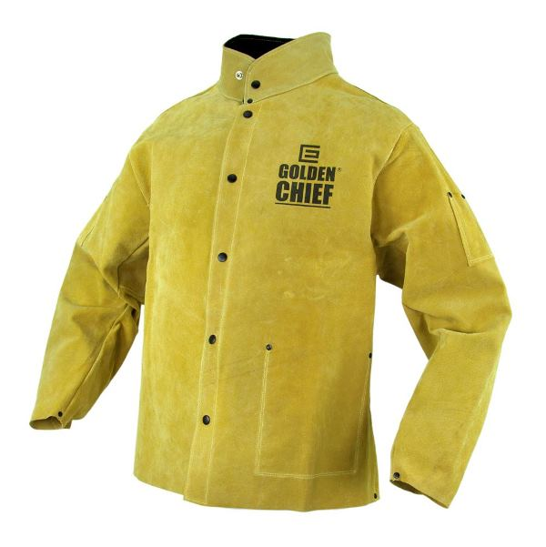 Golden Chief Welders Jacket XXXL Free Post Australia Wide
