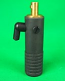 "35-50 13.0mm Pin 7/8"" left Hand Female TIG Torch Adaptor."