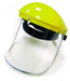 CLEAR Full Faceshield Visor Covid Safe