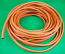 1.0mtr LPG ORANGE single 5.0mm ($/Metre) 400165.