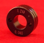 30 Geared U Groove 0.9/1.2 mm