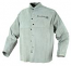 Chrome Leather Welders Jacket Small