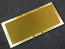GOLD 51mm x 108mm Shade 10 (700031) 1 Pcs