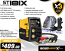 ST181X Stick/DC Tig Inverter Machine Weldpoint 32 Bundle