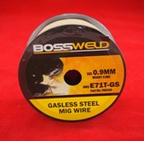 0.9mm 0.9Kg Gasless (AWS E71T-GS)