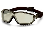 Pyramex V2G Specialty Glasses/Safety Goggles AGB1810ST Clear/Anti Fog 12Pcs