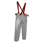 Aluminised Foundry Trousers - FAR530LTRSLRG SIZES: Large