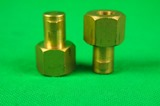 2Pcs Adaptor 13mm Male 9mm Female