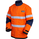ArcSafe X50 Arc Flash Switching Jacket with Reflective Trim Lge