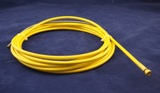 1.2-1.6mm x 5.0mtr YELLOW 45-116-15 Tweco Style
