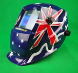 AUTO Darkening Helmet PATRIOT 700143