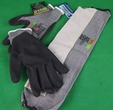 1Pair G-FLEX C5 Sleeves & G-Flex Gloves with Leather Palm