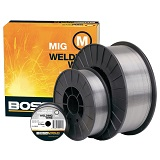 0.9mm x 3.0 Kg Bossweld GLX 600 Gasless Hardfacing