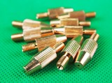 "SIP Style 0.8 x M5 x 8.0 x 24mm EXTRA Heavy Duty 0.032"" 10 Pcs"