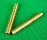 Hose Joiner Double ended barbs 5mm 2Pcs
