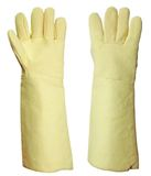 4 Pair MagnaShield® Kevlar® Glove - Fully Woven KGLFW18FK 457mm USA Shipping