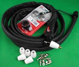PT-31 Plasma Torch 4.0 mtr + Extras 19Pc Kit  Free Post AU