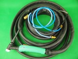 WP-18 Trafimet Water Cooled 350A 35/50 Dinse (Green) 8.0m