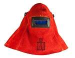 BIG RED® Confined Space Welding Hood with Harness