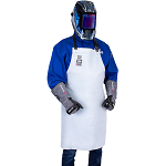 A1 Apron Chrome Leather 1050mm x 600mm