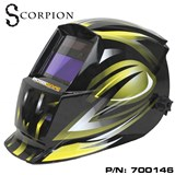 BossSafe Scorpion Electronic Welding Helmet 700146 On Special